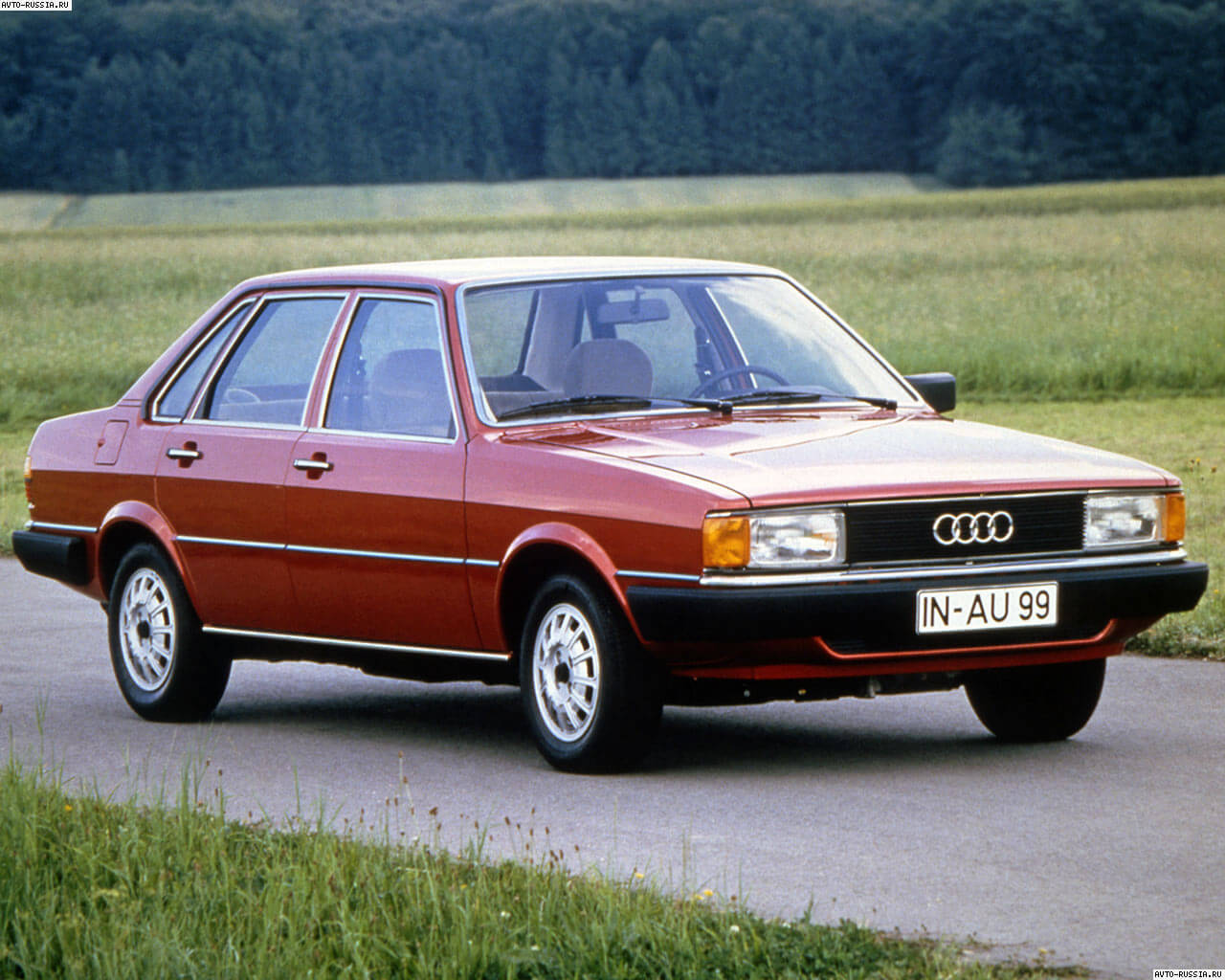 Audi 80 B2 цена технические характеристики фото отзывы
