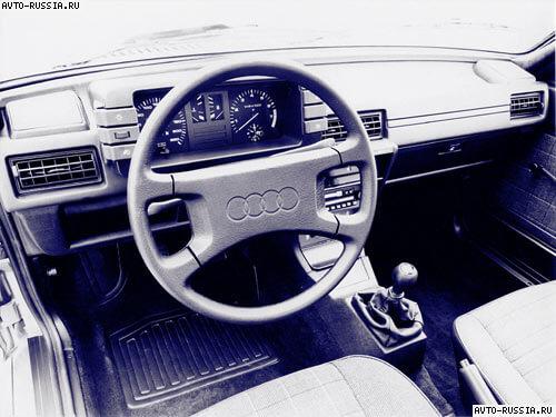 Фотографии Audi Audi 80 (B2) 1981–84