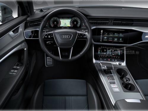 Audi A6 allroad quattro (���� �6 ������ ������) - ����, ������ ...