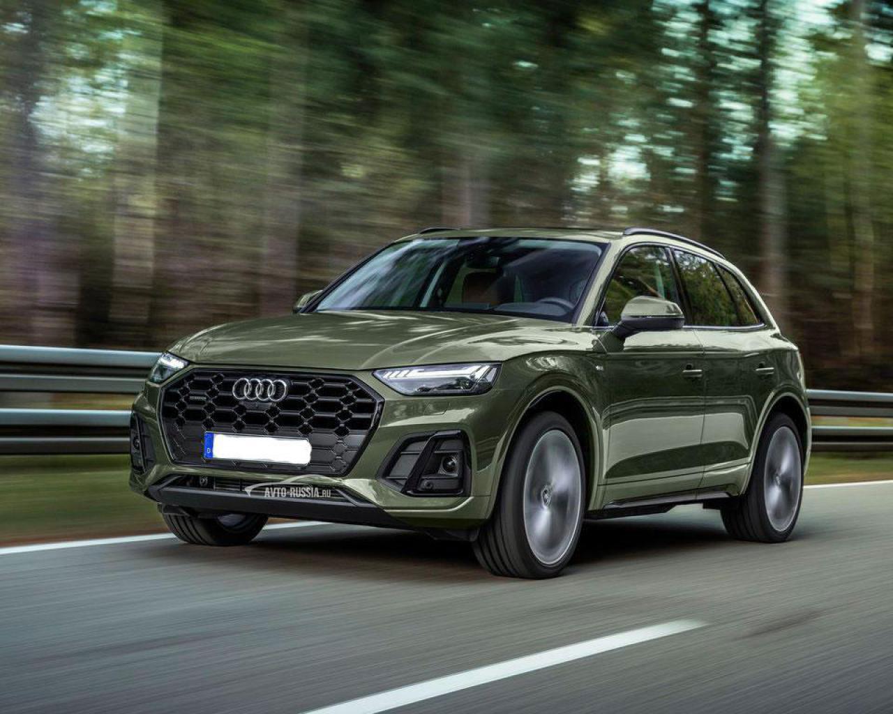 Audi Q5 цена технические характеристики фото отзывы