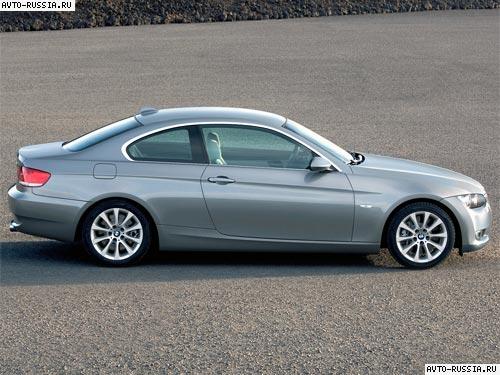 bmw 3 coupe цены: