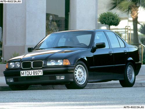 bmw 3, 1994 сколько стоит обслуживание