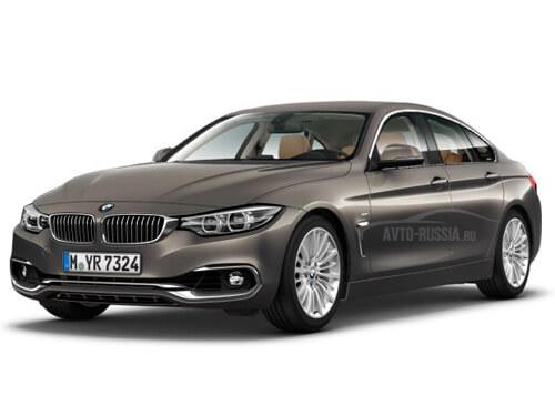 bmw 4 grand coupe технические характеристики и цены