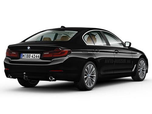 bmw 7 поколение 5 серии 2014 год цены в германии