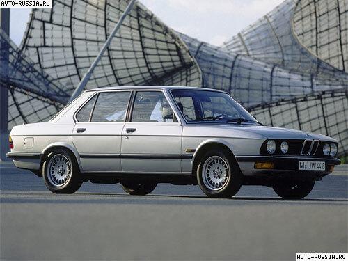 bmw 5 1984 характеристики