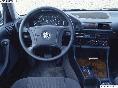 BMW E34 - ����������� ��������������