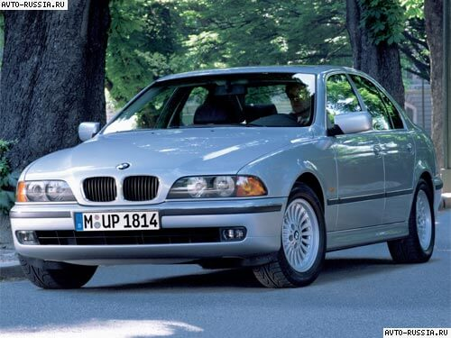 bmw 5 (e39) 528 i ноябрь 1998 отзыв