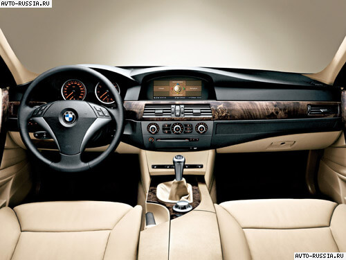 BMW 5-series E60: цена, технические ...