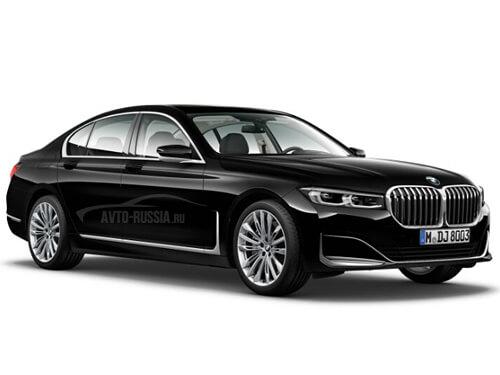 Фото BMW 730d БМВ 730d