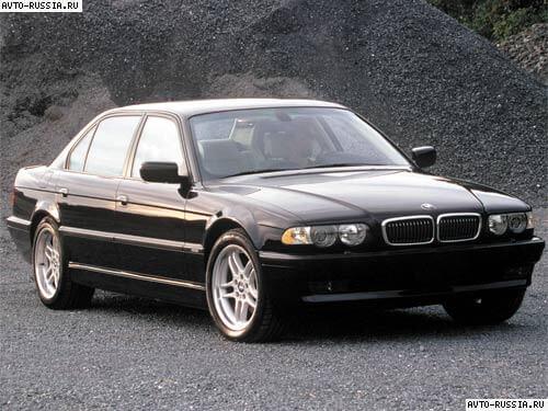 bmw 730 1996 года отзывы