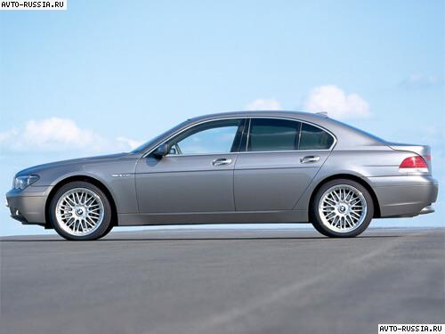 BMW 7-series E65: цена, технические ...