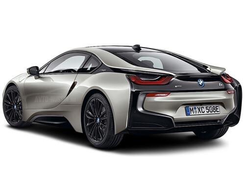 BMW i8: цена БМВ i8, технические характеристики БМВ i8 ...