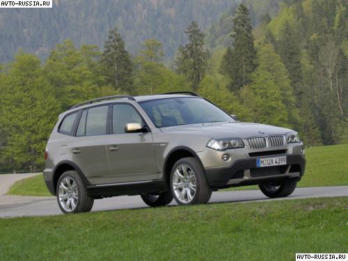 отзывы об автомобилях bmw x3 (e83) 2005 г.в