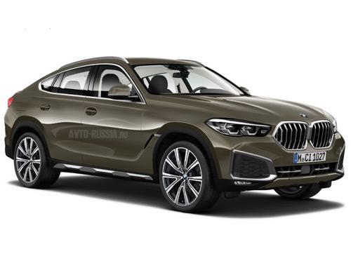 BMW X6: цена, технические характеристики, фото БМВ Х6, отзывы ...