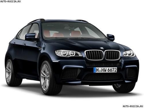BMW X6 M E71: цена, технические характеристики, фото БМВ X6 М E71 ...