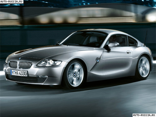 Bmw Z4 Coupe. Автомобиль BMW Z4 Coupe