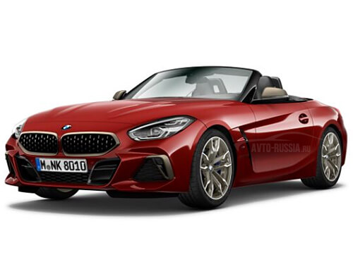 BMW Z4 Roadster: цена, технические характеристики, фото БМВ Z4 ...