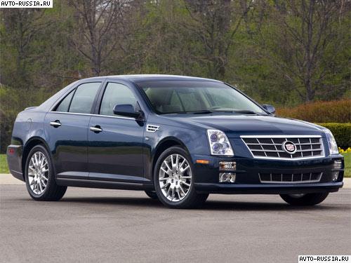 Cadillac sts v фото