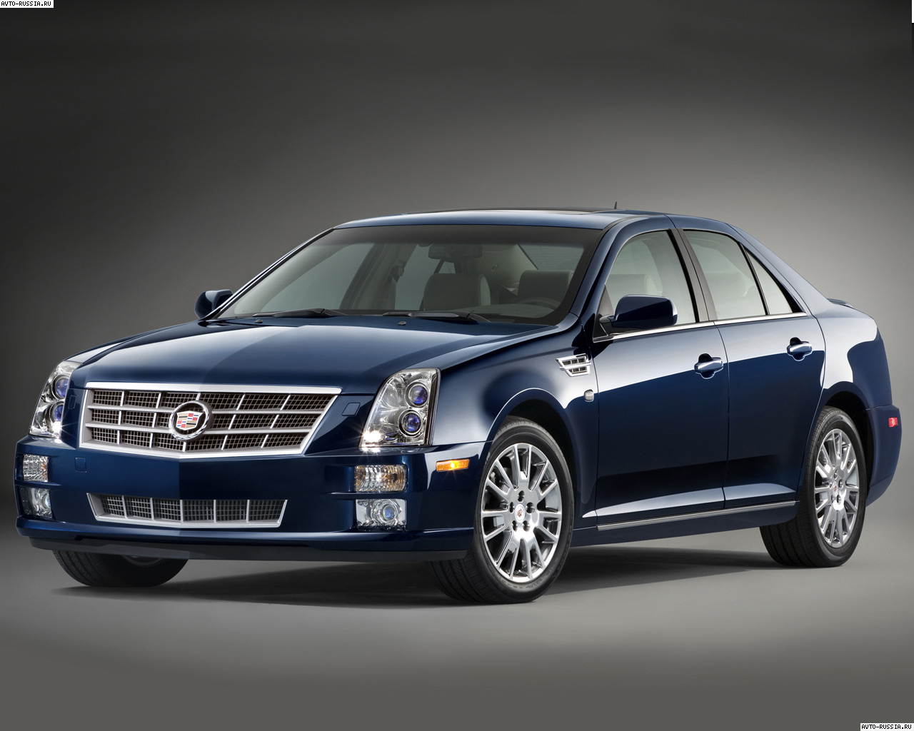 cadillac sts sts avto. Black Bedroom Furniture Sets. Home Design Ideas