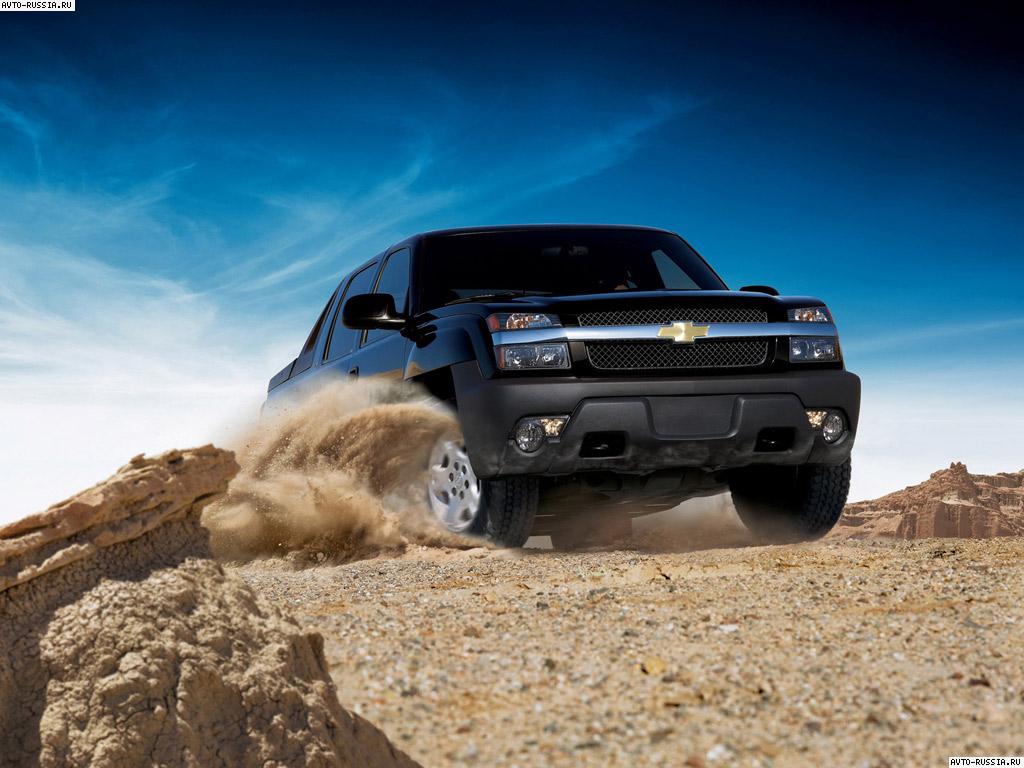 Фото Chevrolet Avalanche пик…