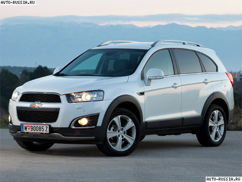 chevrolet captiva avto. Black Bedroom Furniture Sets. Home Design Ideas