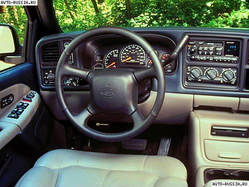 Chevrolet Tahoe I: цена, технические характеристики, фото ...