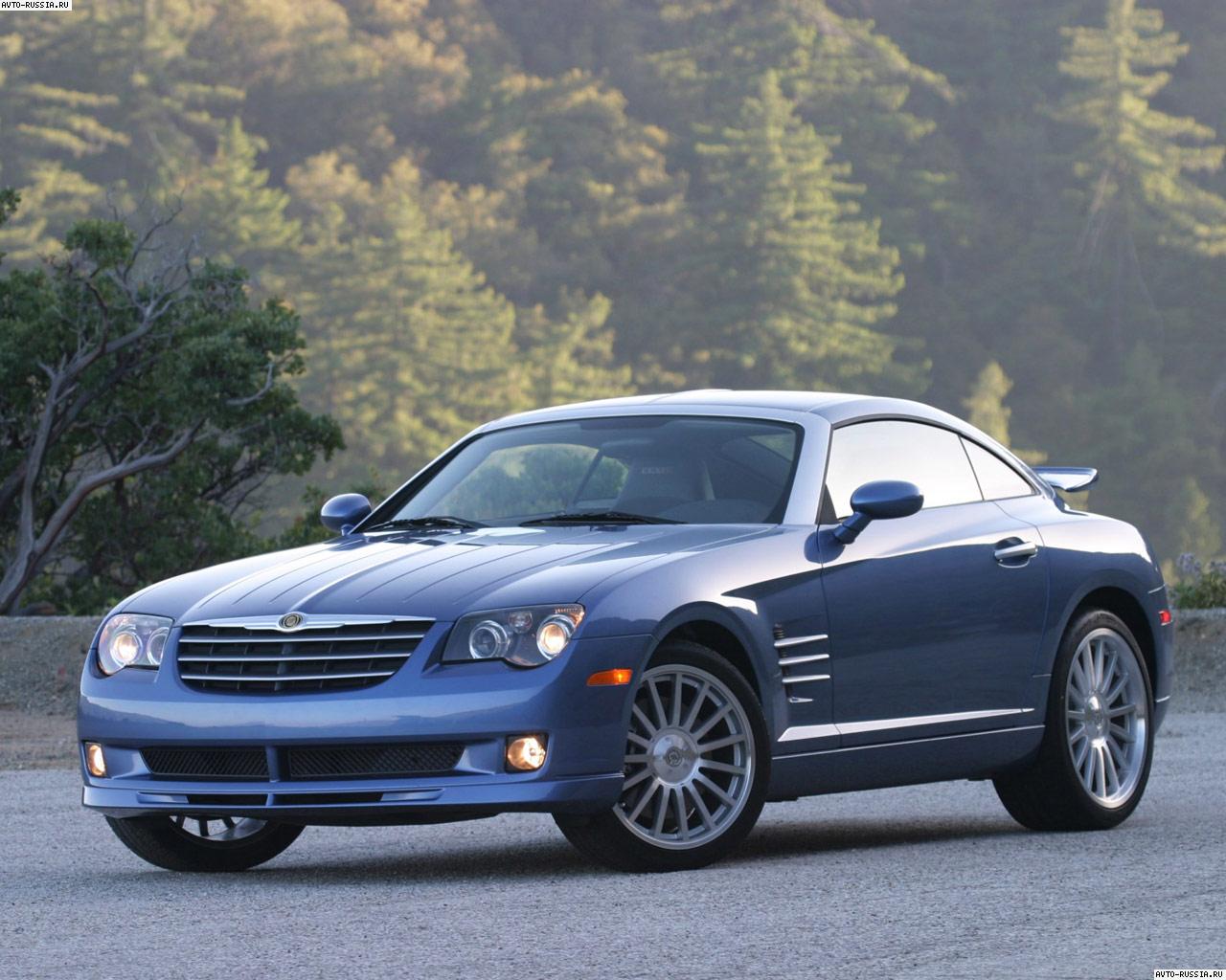 Chrysler Crossfire цена Крайслер Кроссфайр технические