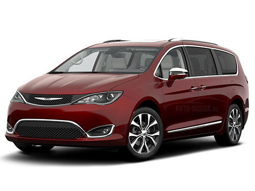 Технические характеристики Chrysler Pacifica / Крайслер ...