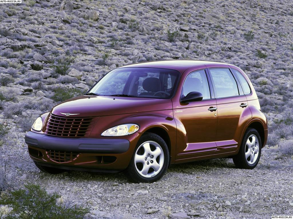Chrysler PT Cruiser: цена, технические характеристики ...
