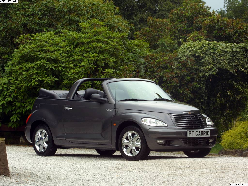 auto marktplaats pt cruiser cabrio. Black Bedroom Furniture Sets. Home Design Ideas