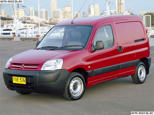 ситроен берлинго 2002 грузовой фургон