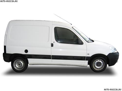 ситроен грузовой фургон фото