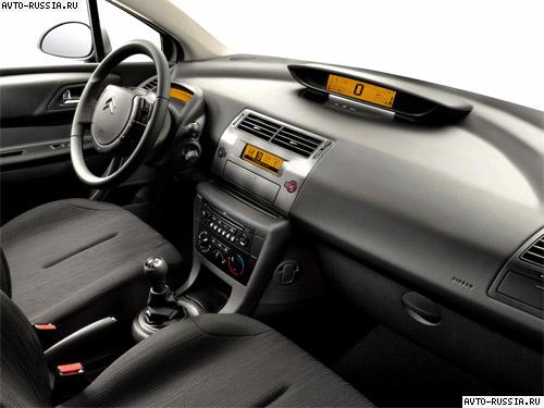 характеристики акустики в ситроен с4 купе