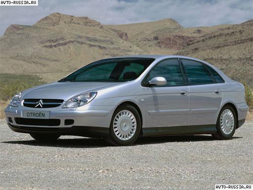 техническая характеристика ситроен с5 1.6 седан 2001