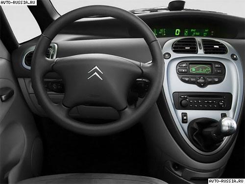Citroen xsara picasso технические характеристики