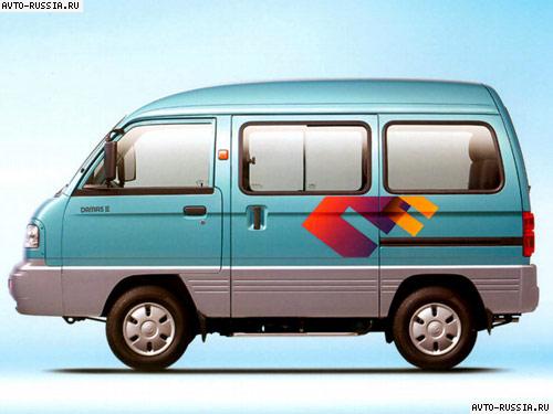 Daewoo Damas 0.8 MT: цена, технические характеристики, фото Дэу ...