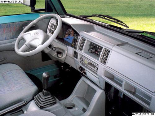 Daewoo Damas: цена, технические характеристики, фото Дэу Дамас ...