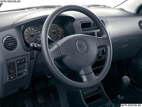 Daihatsu Cuore 2002. Daihatsu Cuore