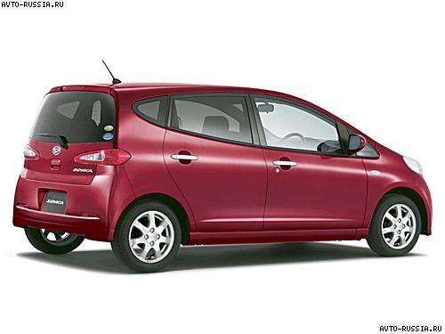 Daihatsu Sonica: цена, технические характеристики, фото ...