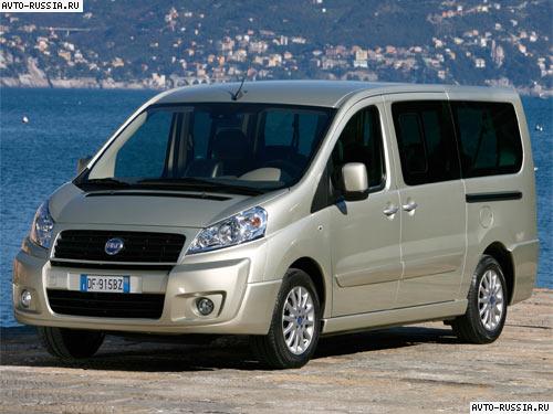 технические характеристики автомобилей фиат скудо 2000