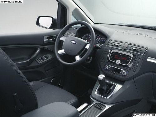 Продажа Ford C-MAX с пробегом