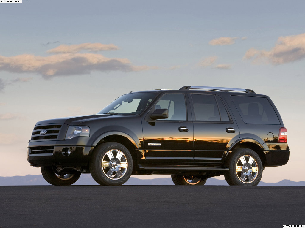 Обои ford expedition 1024x768