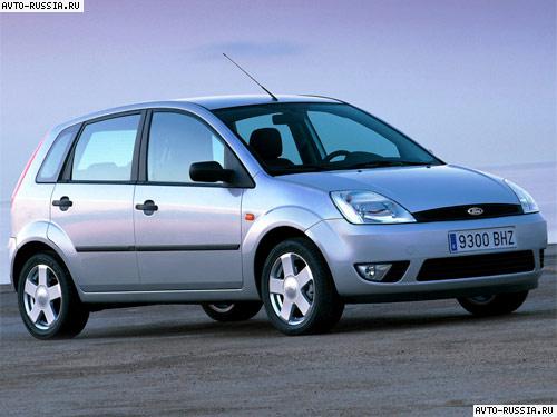 ford fiesta 1.3 2000 технические характеристики