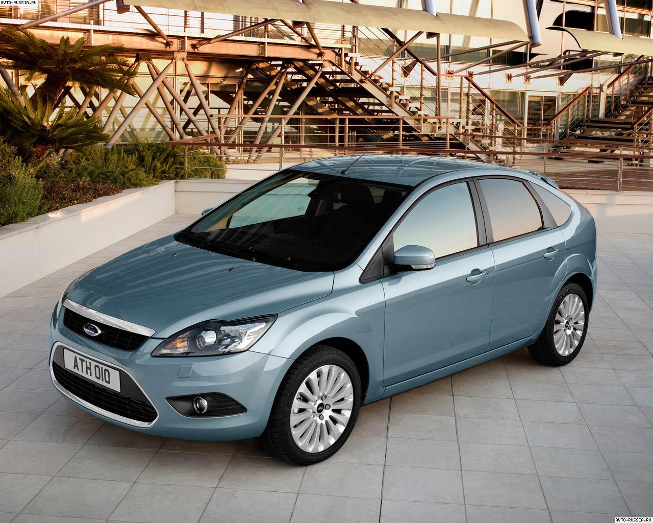 Технические характеристики Ford Focus / Форд Фокус ...