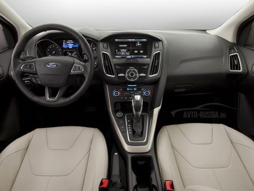 Автомобиль ford focus sedan