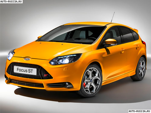 форд фокус фото 2012