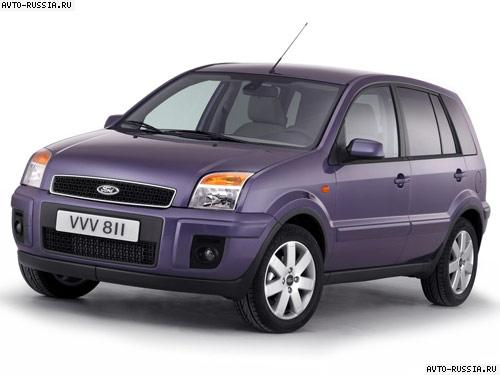Форд фюжион 2008 технические характеристики