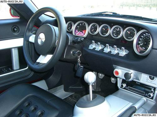 Ford Gt цена технические характеристики фото отзывы
