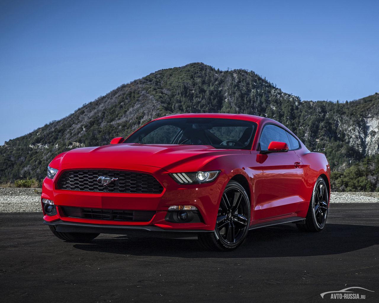 Автомобиль Ford Mustang