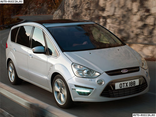 ford s-max 2010г отзывы